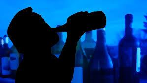 guy drinking