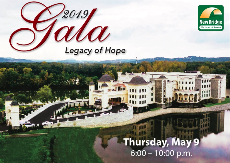 Image of The Legacy Castle, where the NewBridge Legacy of Hope Gala will be held.