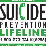 Suicide hotline logo