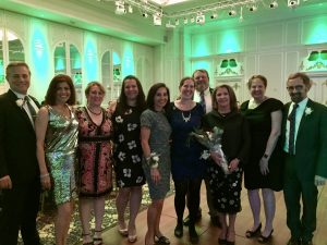 The NewBridge Legacy of Hope Gala committee.