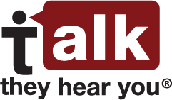 Logo: Talk. They hear you. Talk to your kids about the risks of underage drinking during National Prevention Week.