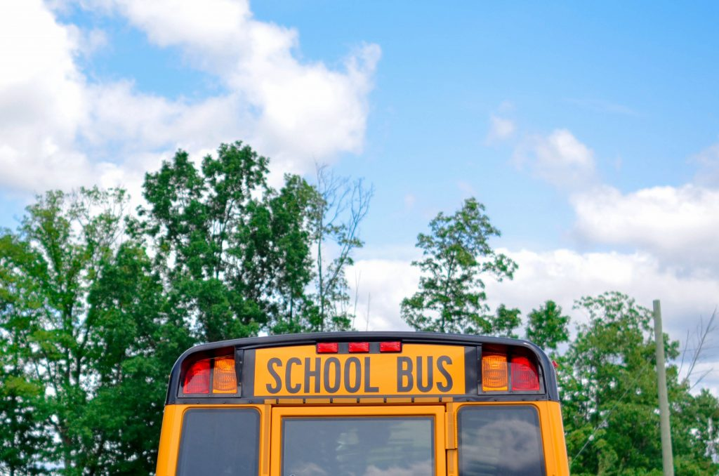 Photo of a school bus by Element5 Digital on Unsplash