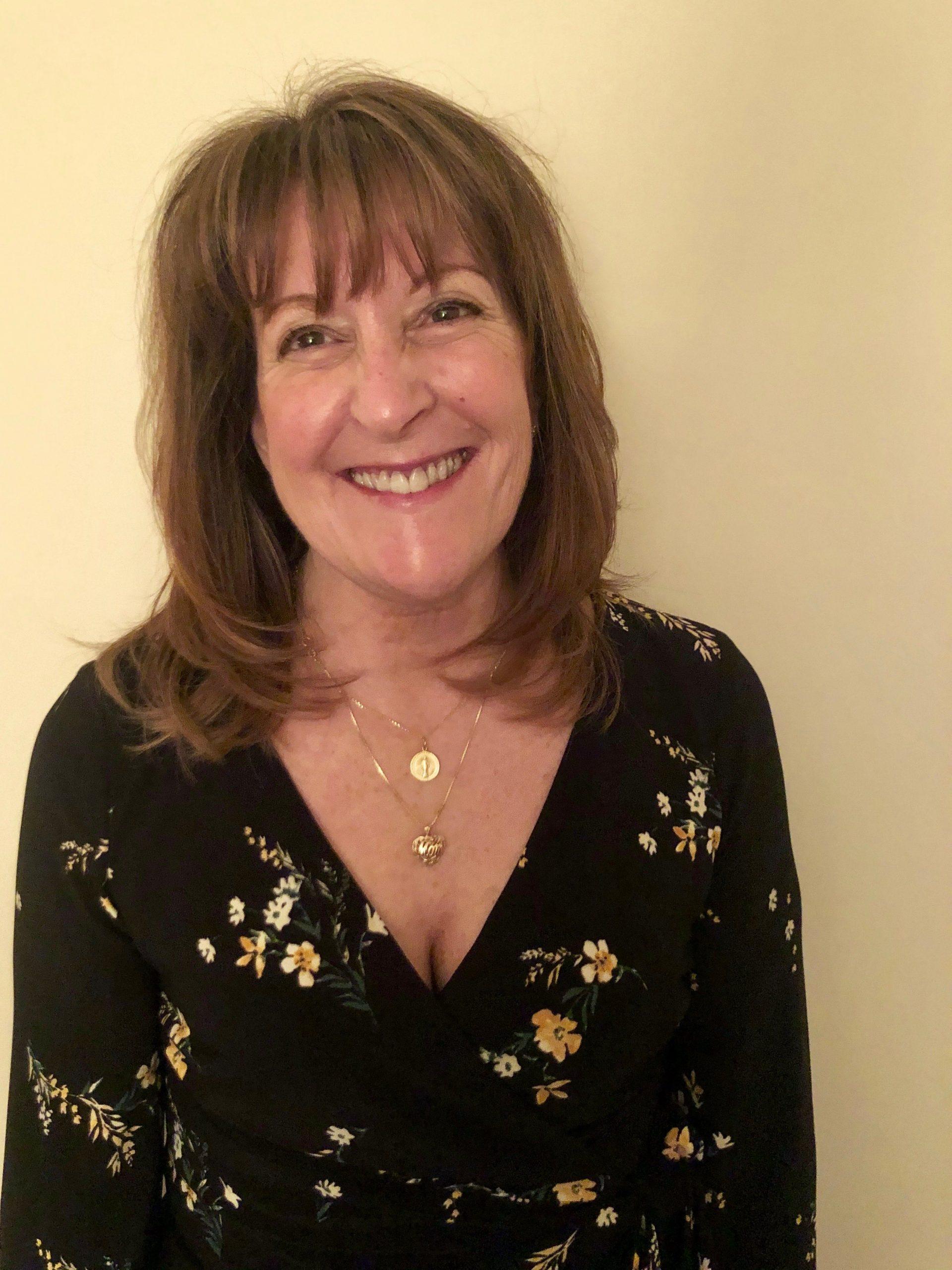 Headshot of Mary Vineis, who retired Dec. 20 as NewBridge's director of Community Response and Education