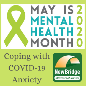 Mental Health Month 2020 is more important than ever!