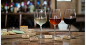 Join NewBridge for Wine Tasting from Home
