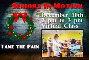 Seniors in Motion class on Dec. 10
