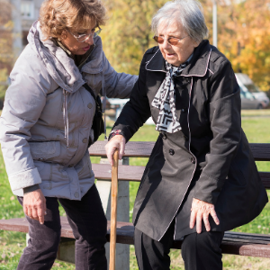 Family caregivers are honored this month.